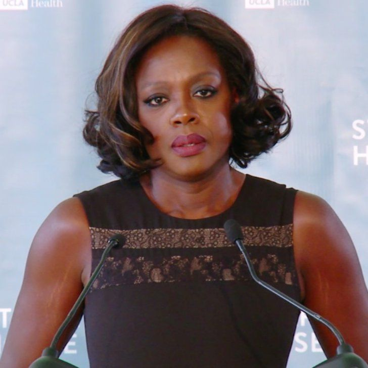 Pin for Later: Viola Davis Gives a Haunting Speech About Her Personal Experience With Sexual Assault