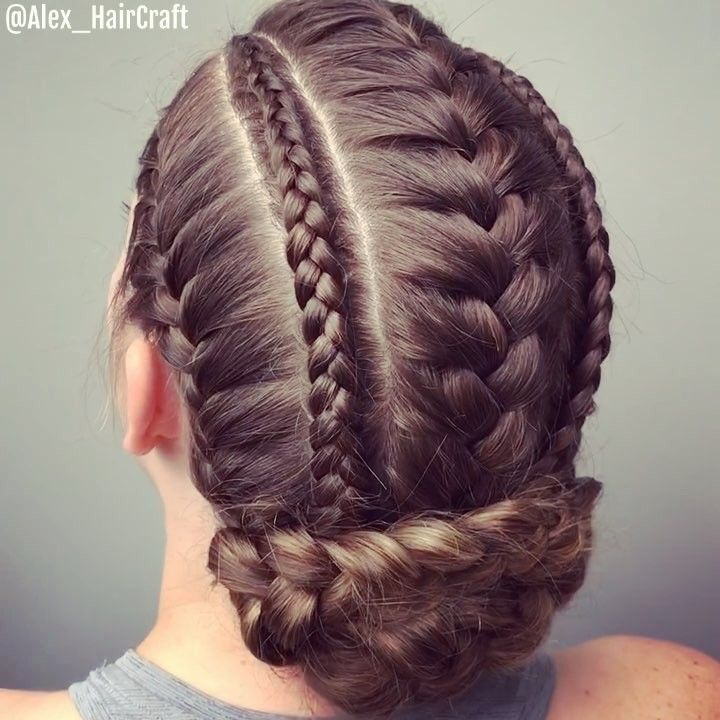 Franklin Tn Braids And Updos On Instagram Some Summer Days Are So Hot You Just What Your Hair Pulled Back This One Pulled Back Hairstyles Hair Hair Pulling