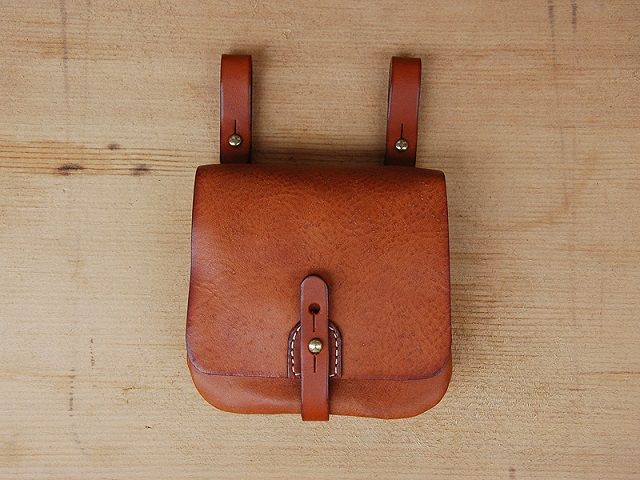 HERZ Leather Belt Pouch_5
