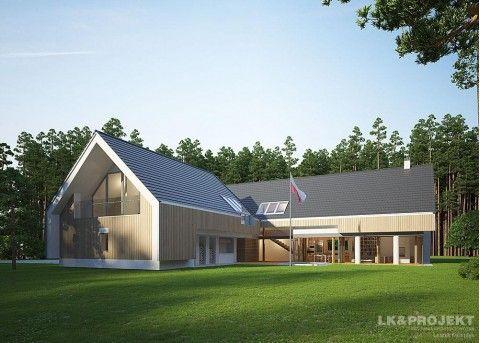 Проект дома LK&1162 в немецком стиле