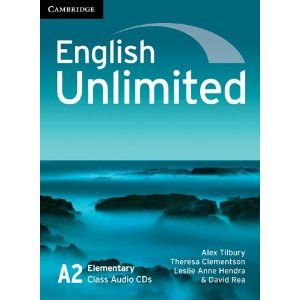 Free audio of English Unlimited