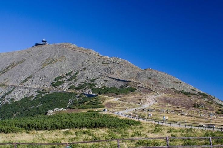 Sniezka( Karkonosze Mountain)