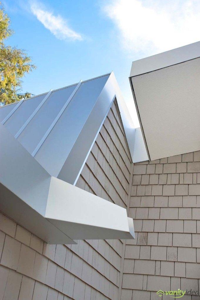 exterior walls and roof design