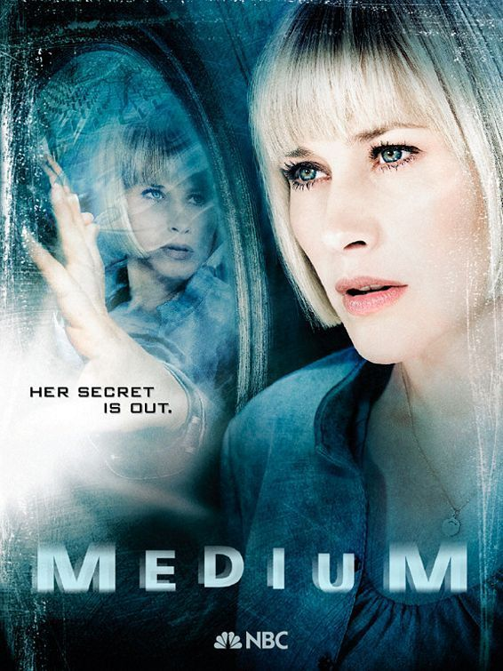 Created by Glenn Gordon Caron.  With Patricia Arquette, Miguel Sandoval, Jake Weber, Sofia Vassilieva. Suburban mom Alison Dubois attempts to balance family life with solving mysteries using her special gift. The dead send her visions of their deaths or other crimes while she sleeps.