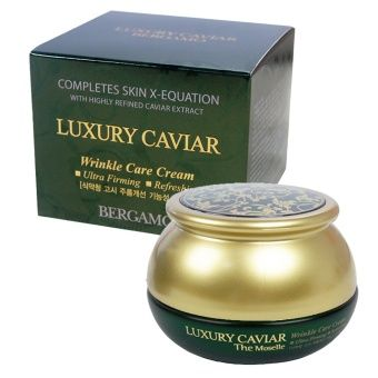 Buy BERGAMO The Moselle Luxury caviar wrinkle Cream 50g online at Lazada Philippines. Discount prices and promotional sale on all Moisturizers. Free Shipping.