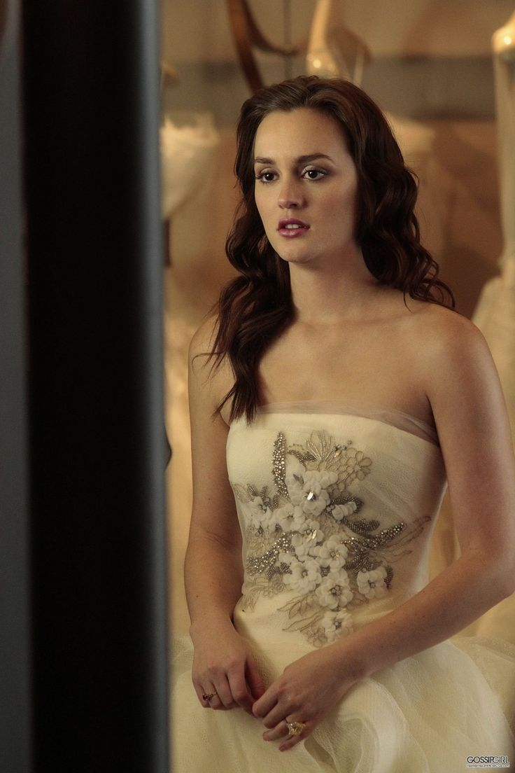 Leighton Marissa Meester   ~ Blair Cornelia Waldorf, Gossip Girl - Season 5 Episode 11 'The End Of The Affair'