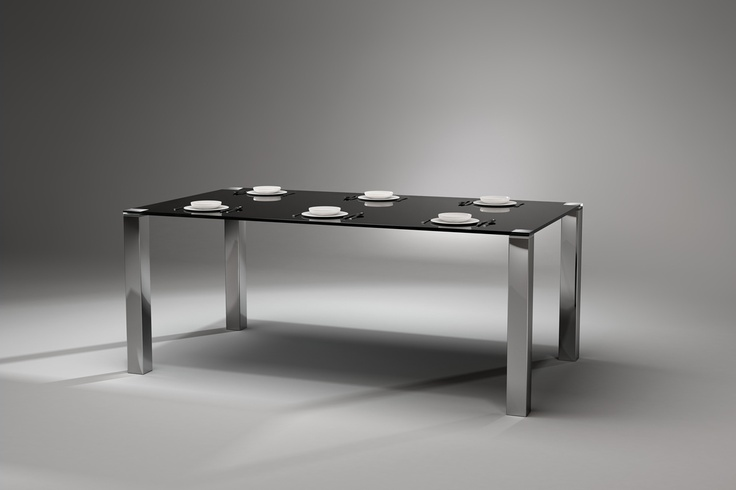 QUADRO MAGNUM - The table for design purists. For more information: http://www.dreieck-design.com/en/products/writing-dining-tables/quadro-magnum/