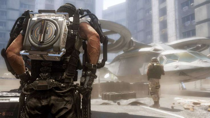 Call of Duty:Advanced warfare scene #firstpersonshooter game