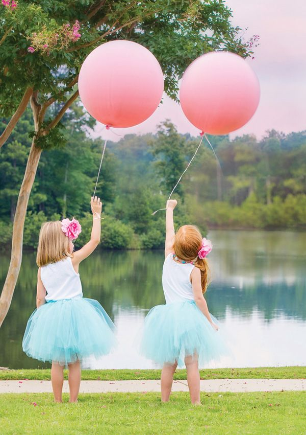 Under the Sea Birthday Party! #underthesea #tutu #balloons