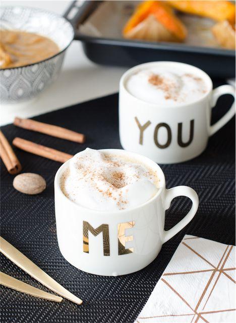 pumpkin spice latte recipe I tökös fűszeres latte - recept