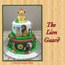Image result for lion guard cake 2nd Birthday ideas ...