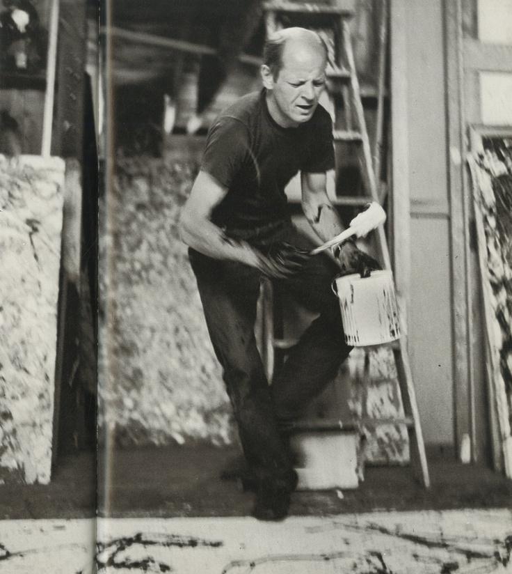 Jackson Pollock Biography