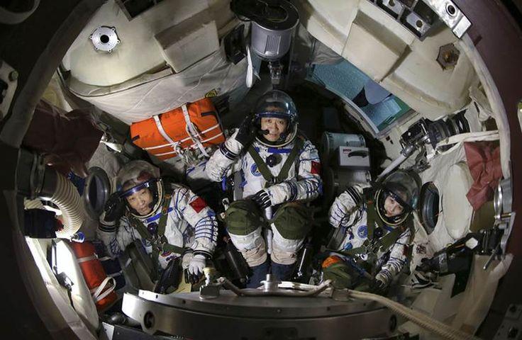 ÇİN DOSYASI : Çin Uzayda da Süper Güç Oluyor