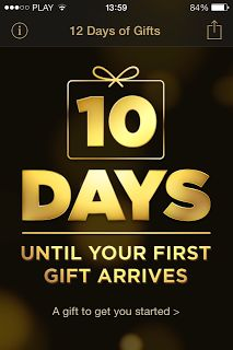 Pierwszy prezent od Apple w '12 Days of Gifts'
