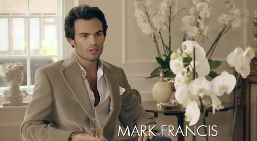 The utterly fabulous and hilarious Mark-Francis Vandelli..one of the very few reason I watch Made In Chelsea
