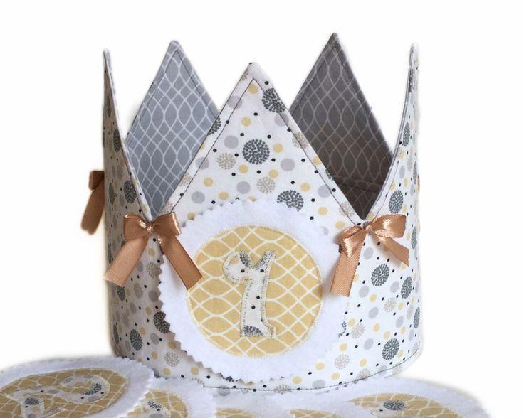 Corone - Corona per il compleanno - un prodotto unico di LutteLuud su DaWanda