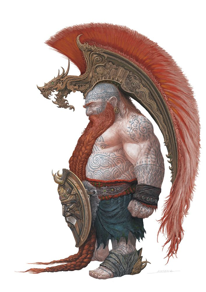 Dwarf Slayer by AlexBoca.deviantart.com on @DeviantArt