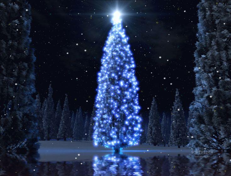 gif christmas animation   Christmas Tree Animated Wallpaper screenshot 1 - This wallpaper will ...