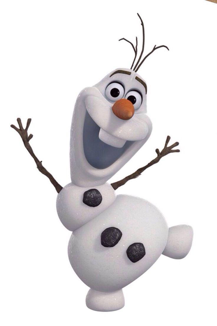 Картинки из мультфильма холодное сердце снеговик