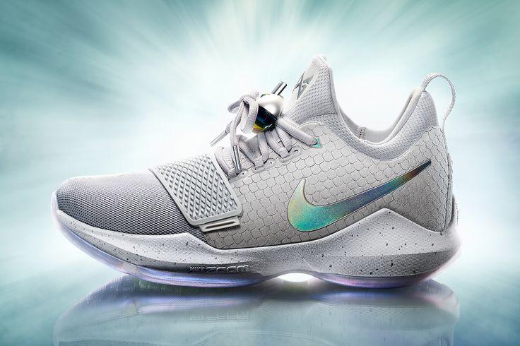 Nike PG1 - Paul George's Signature Sneaker