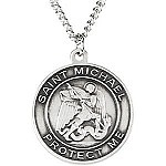 Saint Michael is here to protect you!