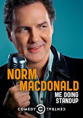 Canadian Comedian Norm McDonald October 17, 1963
