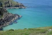 For the energetic, a walk from St Ives to Zennor is a must.  Finish off with a glass of vino at The Tinners Arms. #walking #Cornwall #active