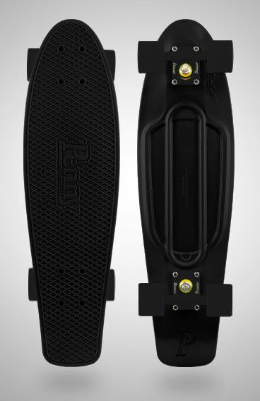 "Black Out Penny ""Nickel"" Board 27''"