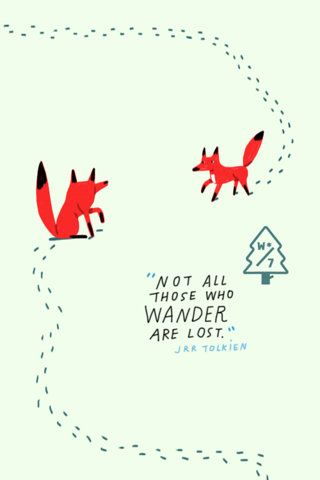 truth: Illustrations Art, Lost, Inspiration, Jrrtolkien, Tolkien Quotes, Favorite Quotes, Red Foxes, Travel Quotes, Jrr Tolkien