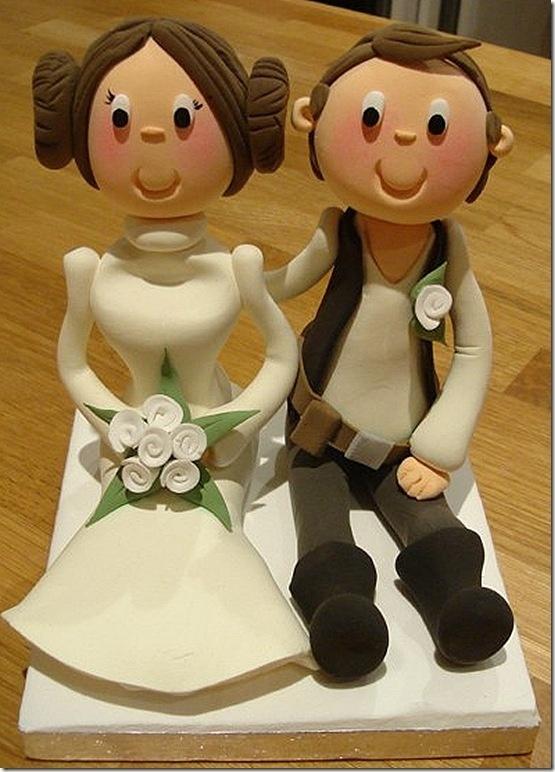 Star Wars Wedding Cake Toppers Jennkline44