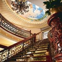 Foyer of the Mississippi Queen