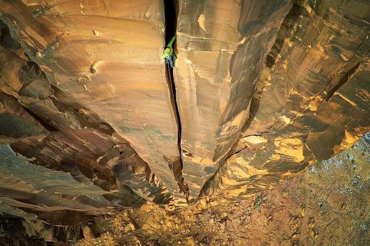 Kaya Tırmanışı, Utah, Amerika- Max Seigal