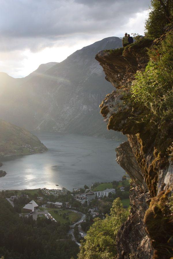 Норвегия. Авто с палаткой.5000 км за 21 день.Полный расклад.