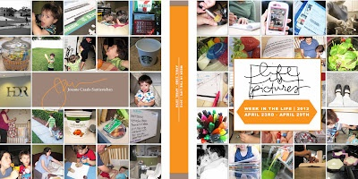 Capture Everyday Moments: Week In The Life | 2012 - The Completed album