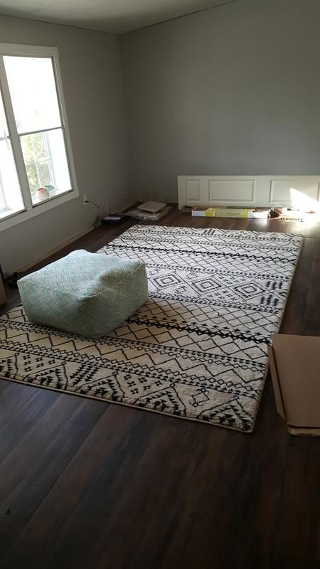 Threshold™ Aztec Fleece Area Rug
