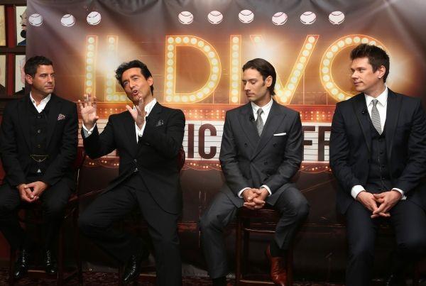 Photo Coverage Il Divo A Musical Affair Meets The Press Musicals Affair Studio Album