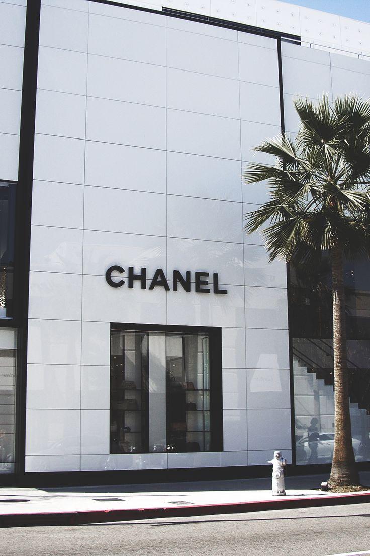 "envyavenue: ""Chanel, Rodeo Drive | Photographer"""