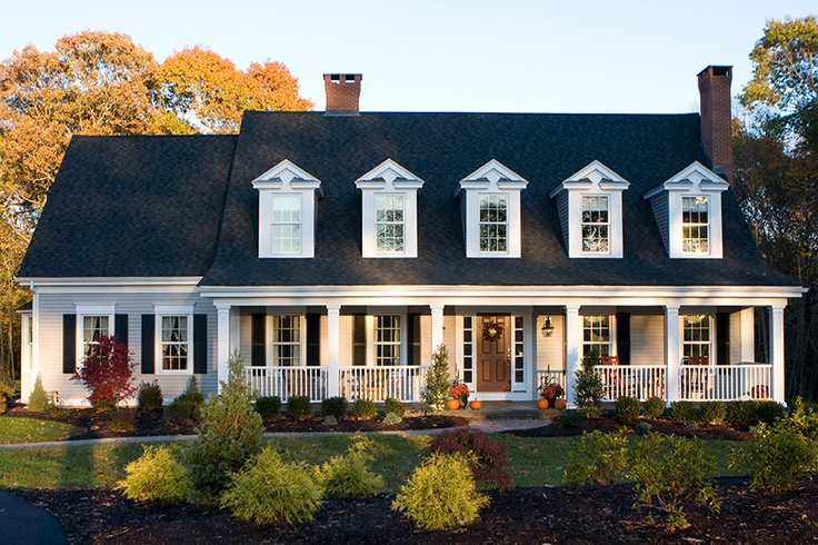 This beautiful home features Windsor Windows Legend HBR double hung windows.