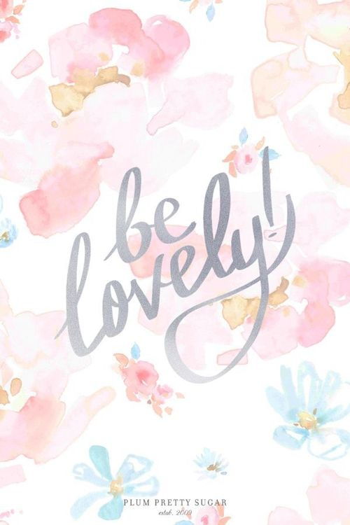 Imagen de lovely, wallpaper, and quote