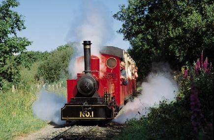 In the unique historic setting of the Lappa Valley you will find loads of fun things to do and discover! There are three separate miniature railways running through this oasis of conservation, where wildlife thrives in a protected environment.