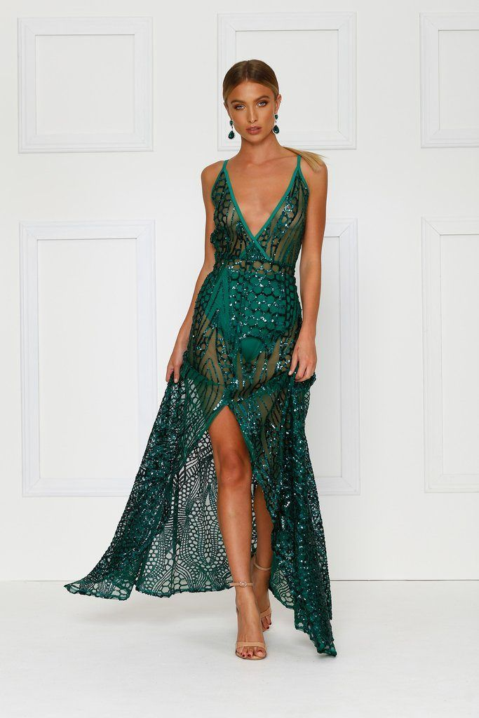 Cristal - Emerald - Brides Selection