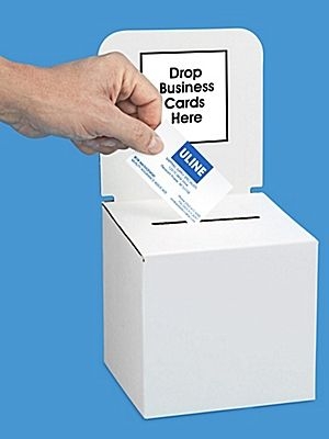 ideas for raffle ticket boxes - Tomadaretodonate