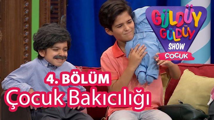 ✿ ❤ Perihan ❤ ✿ KOMEDİ :) Güldüy Güldüy Show Çocuk  4. Bölüm, Çocuk Bakıcılığı :))