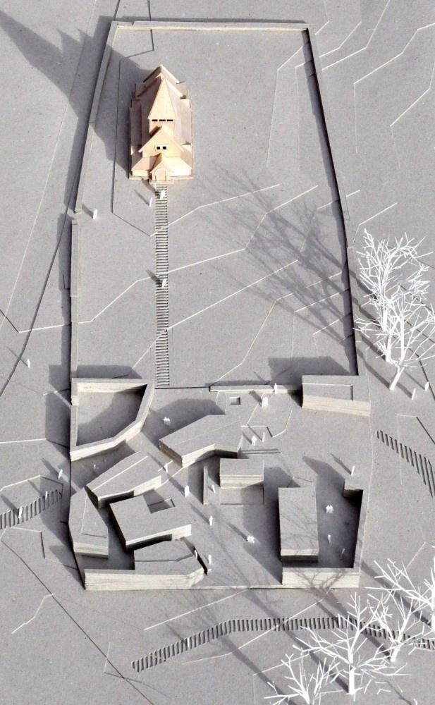 Røldal Pilgrim Center Proposal / LETH & GORI: Centers Proposals