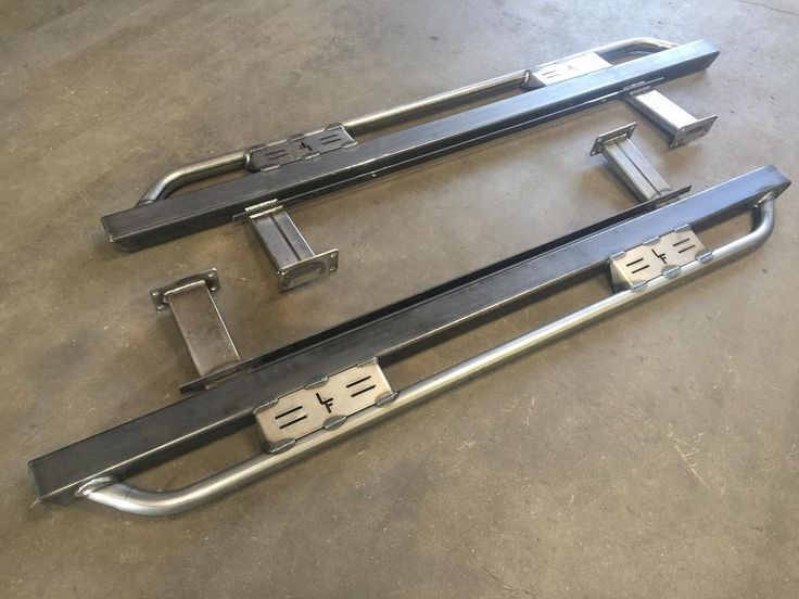 ROCK SLIDER SALE!! $279 All of our Cherokee sliders are on sale.. Got a XJ? ZJ? Or a WJ?? We have them in stock and ready to ship or pick up at our LaVerne location.. Bolt or weld on $279... These are built in a fixture so no compromise on fit and finish... Installation also available done in less than an hour while you wait.. Call the shop and orders yours 909-278-7223  #xj #zj #wj #cherokee #grandcherokee @xj_nation @xj.offroad @xj_florida @cherokees_xj @jeepwjs @jeep_wjs @americas_wjs…