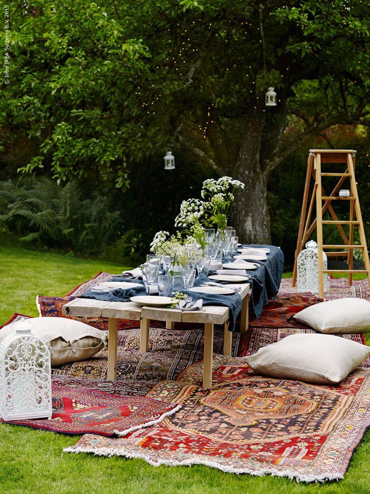 Garden Party | Livet Hemma U2013 IKEA