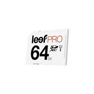 LEEF SDXC PRO 64 GB WHITE