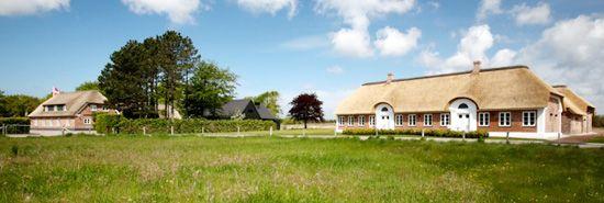 Henne Kirkeby Kro Inn - Henne, Dennmark