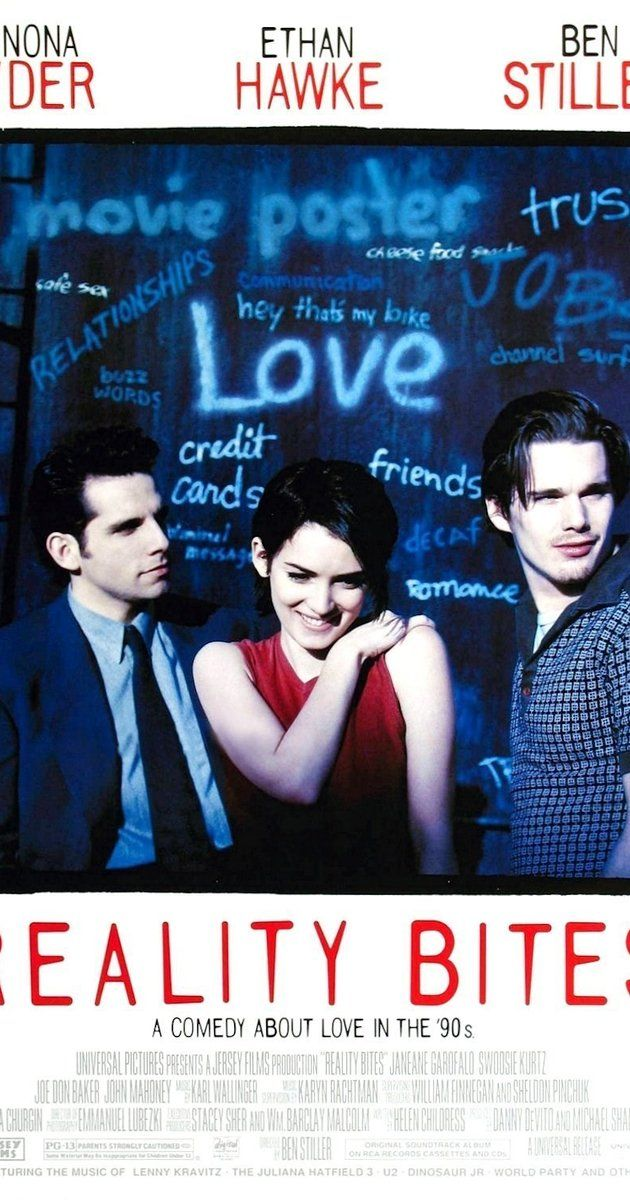 Directed by Ben Stiller.  With Winona Ryder, Ethan Hawke, Janeane Garofalo, Steve Zahn. A documentary filmmaker and her fellow Gen X graduates face life after college, looking for work and love in Houston.