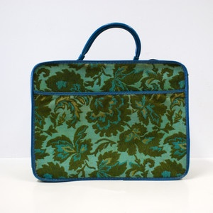 I actually own this vintage bag I found on Fab.com for $80!